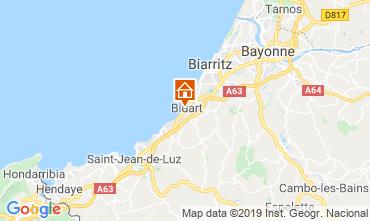 Carte Biarritz Appartement 113540
