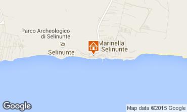 Carte Castelvetrano Selinunte Appartement 62402