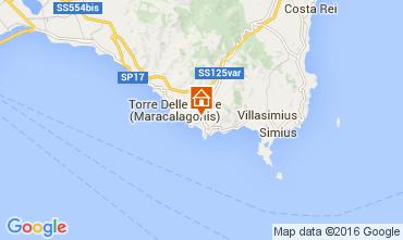 Carte Villasimius Villa 63520