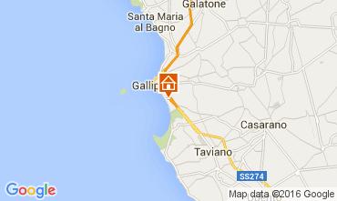 Carte Gallipoli Appartement 85385