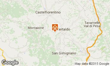 Carte Florence Villa 92096
