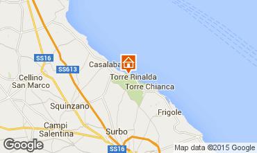 Carte Lecce Villa 78308