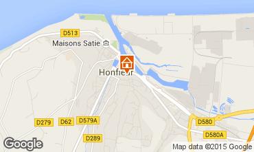 Carte Honfleur Appartement 46803