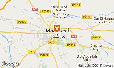 Carte Marrakech Maison 40947