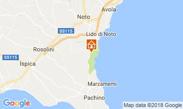 Carte Noto Villa 114612
