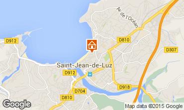 Carte Saint Jean de Luz Appartement 89774