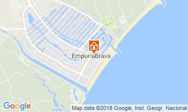 Carte Empuriabrava Appartement 107806