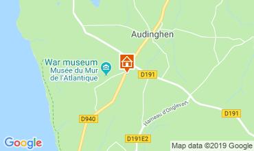 Carte Audinghen Studio 119170