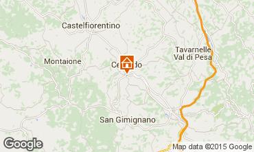 Carte San Gimignano Appartement 81030