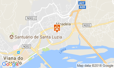 Carte Viana Do castelo Appartement 21585
