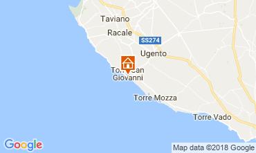 Carte Ugento - Torre San Giovanni Maison 77313