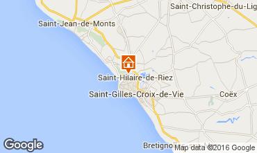 Carte Saint Hilaire de Riez Maison 68573