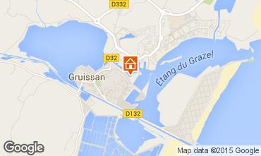 Carte Gruissan Studio 6299