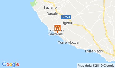 Carte Ugento - Torre San Giovanni Appartement 118359