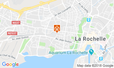 Carte La Rochelle Appartement 117296