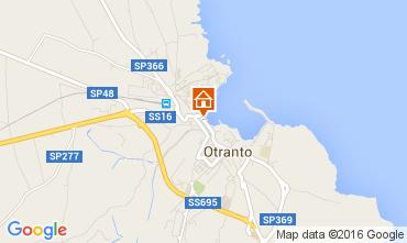 Carte Otranto Appartement 105287