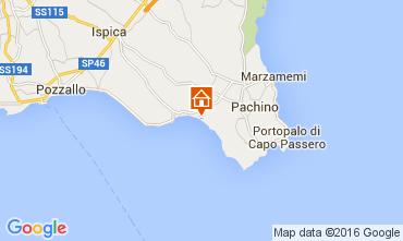 Carte Pachino Villa 105796